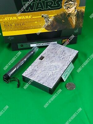 $ CDN42.41 • Buy Hot Toys MMS492 Star Wars Han Solo Deluxe 1/6 Action Figure's Stand Base Only