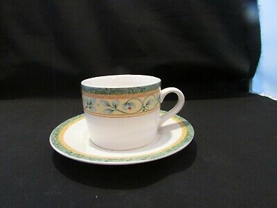 £3.53 • Buy Pfaltzgraff French Quarter Coffee Cup And Saucer Set Of 1 Set Mint