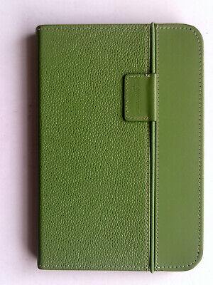 £21.99 • Buy Amazon Green Leather Lighted Cover Case For Kindle Keyboard Model D00901 3rd Gen