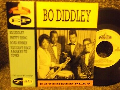 £9 • Buy Bo Diddley   SUPERB 7 Rare Old Gold Ep Pretty Thing     45 MINT VINYL !!