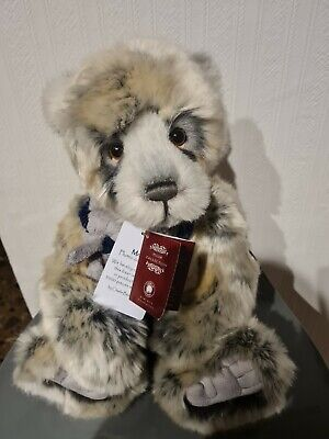 £110 • Buy Charlie Bears Moritz 19  2020 Secret Collection Limited Edition