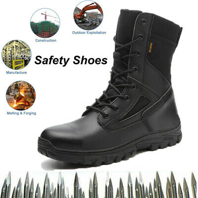 £26.99 • Buy Womens Safety Boots Steel Toe Cap Work Shoes Trainers Shoes Hiking Boots Size UK