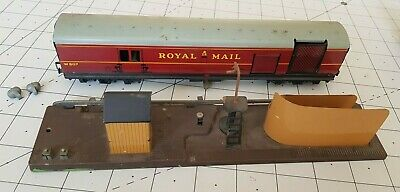 £17.50 • Buy Hornby Dublo T.P.O Royal Mail Van Set With 2 Mail Bags