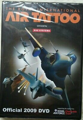 £16 • Buy DVD The Royal International Air Tattoo - Official 2009 NEW&SEALED