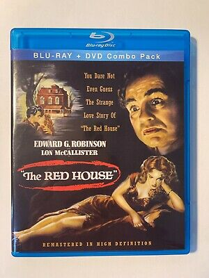£8.99 • Buy The Red House - Edward G. Robinson - Blu Ray / Dvd Combo - Region Free