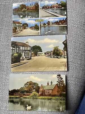 £3.99 • Buy Swanland North Ferriby 3 Unposted Postcards (191I)