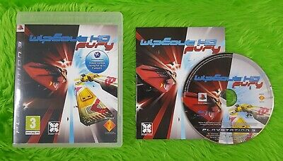 £24.99 • Buy Ps3 WIPEOUT HD FURY Game *x Playstation REGION FREE PAL UK Version