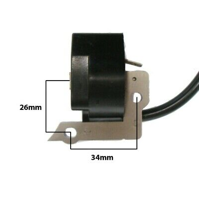 £15.51 • Buy 1pc Ignition Coil For Husqvarna 40 45 49 Chainsaw Replacement Spare Parts Supply