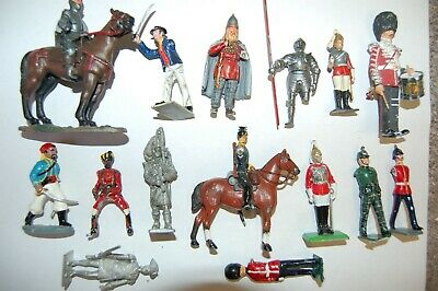 £4.99 • Buy Job Lot Of Vintage Britains & Other Makers Lead Soldiers                   Gf2