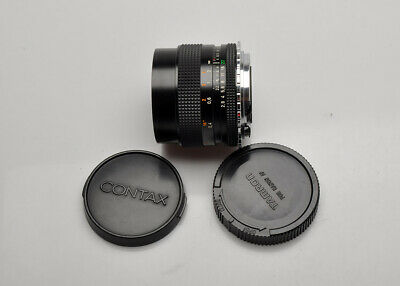$ CDN3.25 • Buy Contax C/Y 28mm F2.8 Lens With Canon EF Adapter, Made In Japan