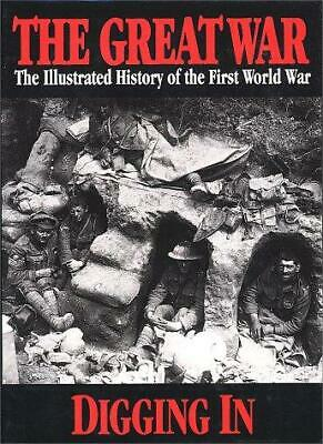 £81.81 • Buy The Great War: The Illustrated History Of The First World War, Vol.2: Digging In