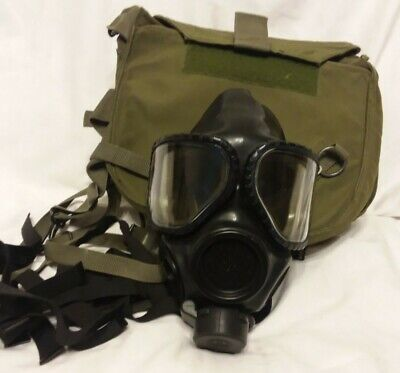 $115 • Buy M40 Gas Mask Small With 2nd Skin And Bag (J10)