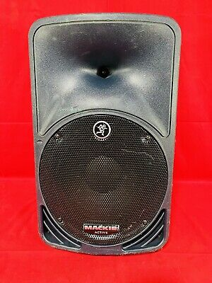 $175 • Buy Mackie SRM350 10  Powered Active PA Speaker, With DSP