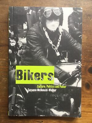 £9.95 • Buy Culture Politics And Power Book Hells Angels Outlaw Bikers 1%er