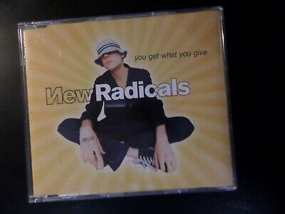 £3 • Buy Cd Single - New Radicals - You Get What You Give