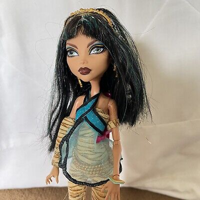 £29 • Buy Monster High Cleo De Nile Doll 1st First Wave One 1