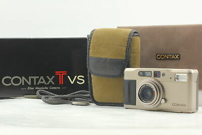 $ CDN497.95 • Buy [TOP Top MINT In BOX] Contax TVS Point & Shoot Camera From Japan #154