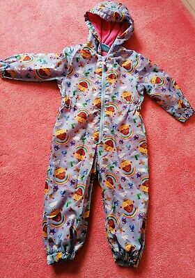 £10 • Buy HEY DUGGEE ALL IN ONE/ RAINSUIT/ PUDDLESUIT AGE 2-3 Years - TU