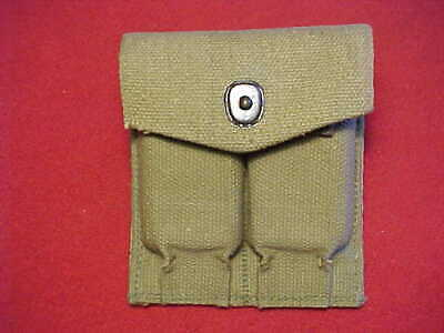 $60 • Buy Wwii Usmc Magazine Pouch For The M1 Carbine ~ Boyt 1945 ~ Super Clean #1