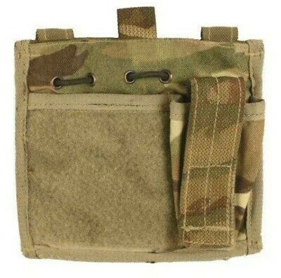 £1.80 • Buy British Army Genuine Issue MTP Osprey Commanders Pouch / Admin Panel Pouch
