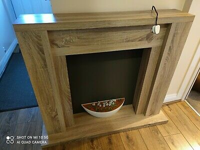 £45 • Buy Next Corsica Electrical Fireplace (1200 X 1000 Mm)