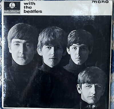 £5.50 • Buy The Beatles – With The Beatles Vinyl LP PMC 1206