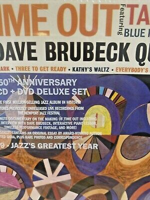 £5.85 • Buy Time Out The Dave Brubeck Quartet CD