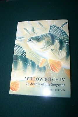 AU173.82 • Buy Willow Pitch Iv - Multi Signed - First Edition Perch Fishing Book