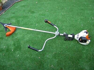 £47 • Buy Stihl FS56 Brush Cutter With Strimmer Head And Spare Blade