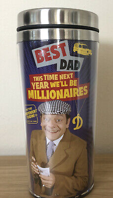 £8.99 • Buy Only Fools And Horses Travel Mug  Father's Day Gift Idea Best Dad *New*