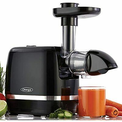 £106.19 • Buy Omega H3000D Cold Press 365 Juicer Slow Masticating Extractor Creates Delicious