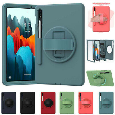 AU23.39 • Buy For Samsung Galaxy Tab A/A7 Lite S7/S7 Plus Tablet Case Shockproof Stand Cover