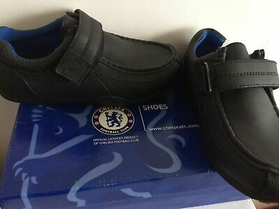 £39.99 • Buy New Official Chelsea Football Club Back To School Shoes Size 3 (EU35)  Black