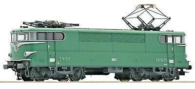 AU365.36 • Buy Roco 73048, Ho Scale, BB9200 Class Electric Locomotive, BB9281 In SNCF Green