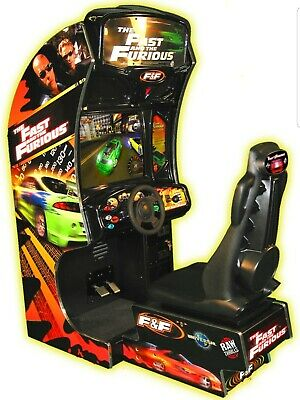 £17.50 • Buy Coin-operated Arcade Machines Raw Thrills