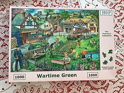 £1.80 • Buy WARTIME GREEN JIGSAW Puzzle - 1000pc