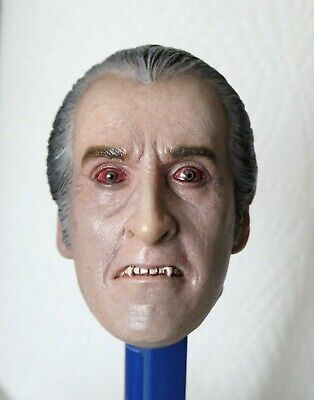 £34.99 • Buy Star Ace Scars Of Dracula 1:6 Head Sculpt For A Figure Christopher Lee