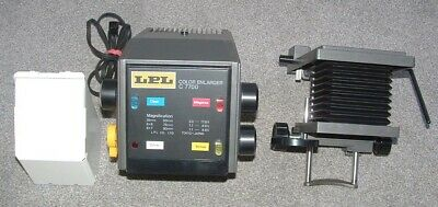 £119.99 • Buy LPL C 7700 Colour Photo Enlarger Head + Lens Bellows Tested & Working