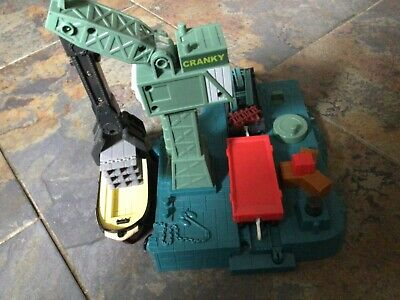 £5.50 • Buy Thomas And Friends Trackmaster Cranky ( Plus Bulstrode)