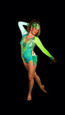 £150 • Buy JRaybould Champ Solo / Slow Freestyle Dance Costume