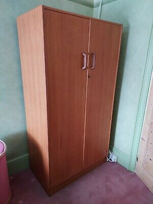 £750 • Buy G-Plan Retro Bedroom Suite Incl. Double Wardrobe, Dressing Table & Set4-drawers