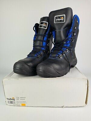 £80 • Buy TREEHOG TH12 Extreme Chainsaw Boots, UK 10.5