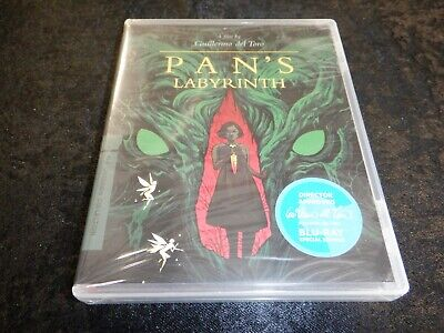 £18.18 • Buy Bluray - Pan's Labyrinth - Criterion Collection - New Sealed