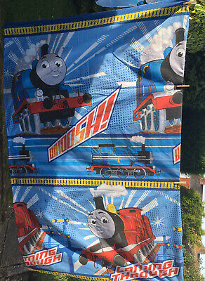 £8.99 • Buy Thomas And Friends Single Duvet Set By Character World