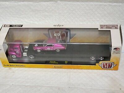$22 • Buy M2 Auto Haulers 1956Fors COE And 1960 Ford Mustang