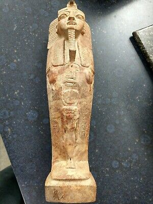 £1000000 • Buy Genuine Egyptian Statue Ancient Historical Find Collectable Sarcophagus Rare .