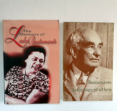 AU54.87 • Buy Jamaican History, Signed Books: Bustamante 1st President Of Jamaica
