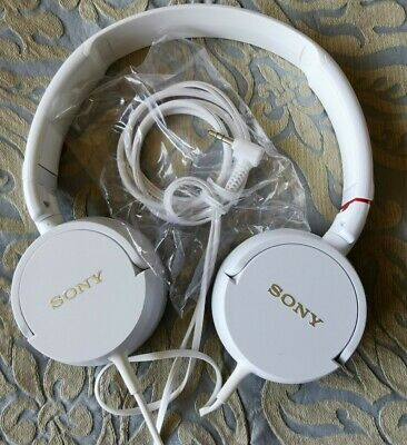 £9.99 • Buy Sony Stereo Headphones MDR-ZX100 NEW