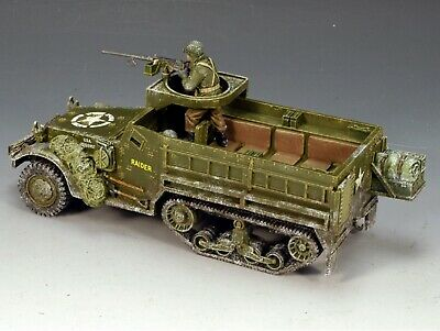 $66.79 • Buy King And Country BBA030 M3A2 Half-Track DAMAGED BOX