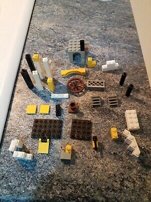 £10.91 • Buy Lego.Fort Pieces(not Complete)1980s Pirate Series.VGC